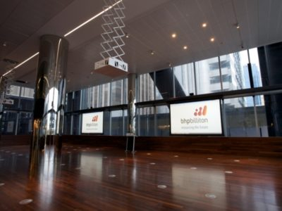 BHP Billiton Fit Out