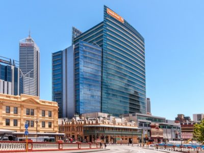 Bankwest, Raine Square Fit Out