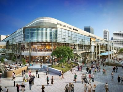 Forrest Chase Shopping Centre Redevelopment